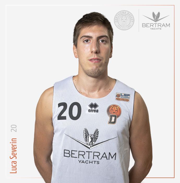 20 Severini Luca, Derthona Basket