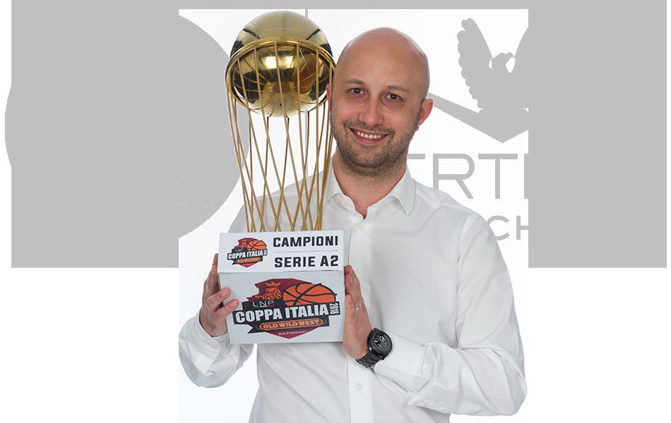 Lorenzo Pansa - Derthona Basket