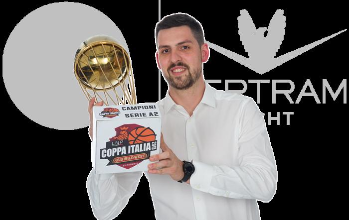 Vanni Talpo - Derthona Basket