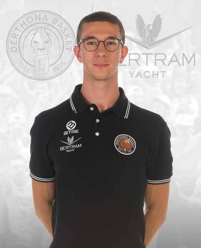 Lorenzo Benedetti - Derthona Basket