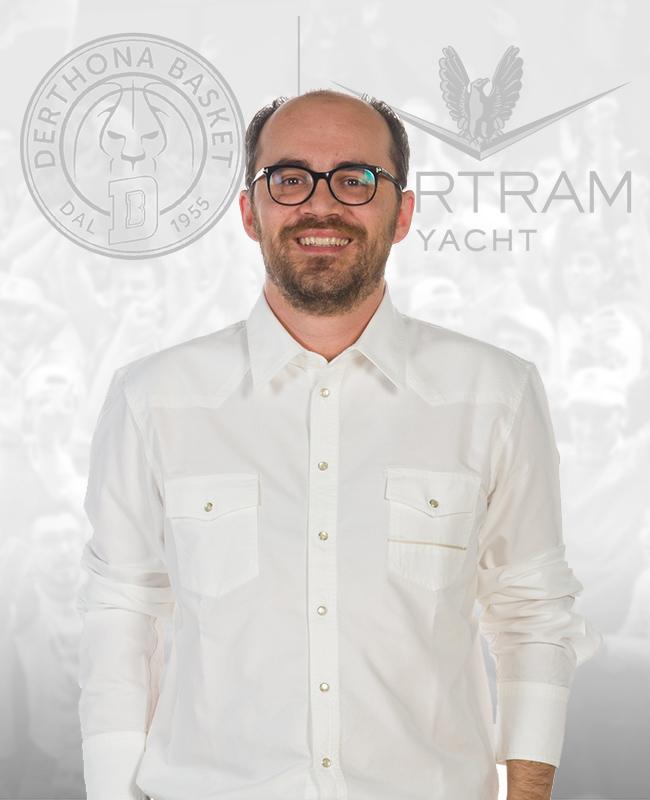 Marco Amato - Derthona Basket