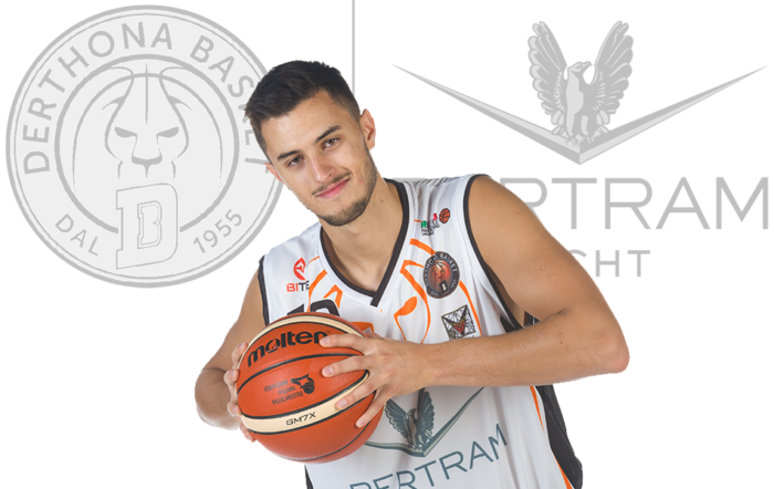 12 - Divac Milos - Derthona Basket