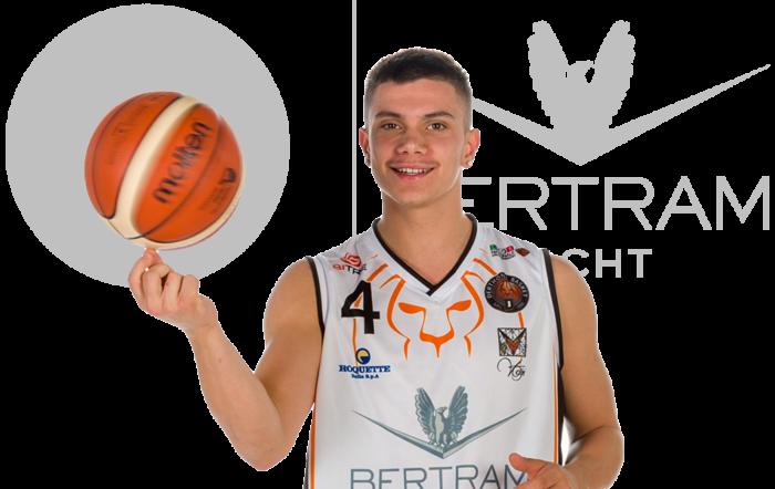 4 - Meluzzi Davide - Derthona Basket