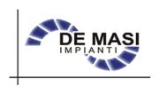 De Masi impianti - partner - Derthona Basket