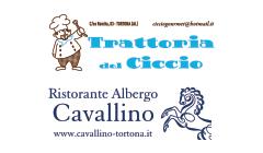 Ristorante Albergo Cavallino - partner - Derthona Basket