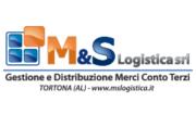 M&S Logistica - partner - Derthona Basket