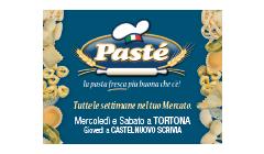 Paste - partner - Derthona Basket