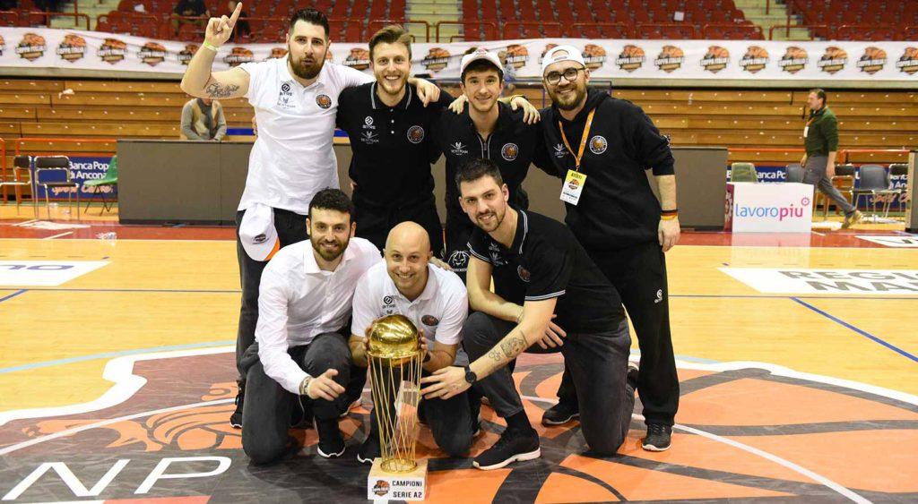 Staff - Derthona Basket