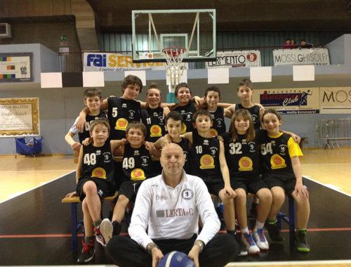 Derthona Basket Aquilotti 2005