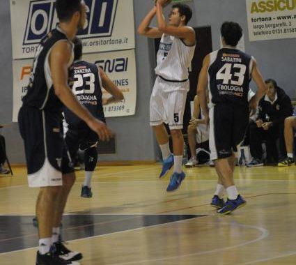 Cernivani al tiro - Derthona Basket