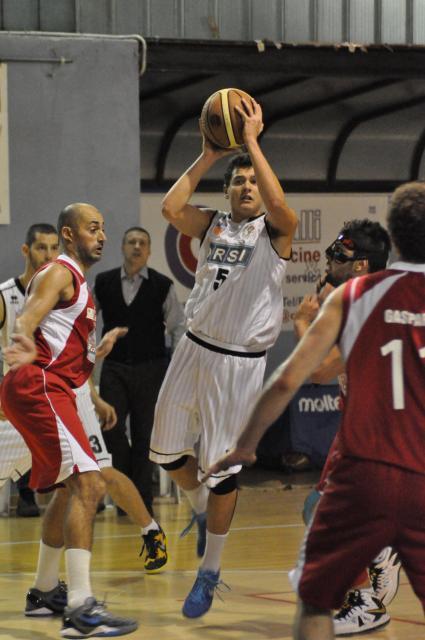 Cernivani - Derthona Basket