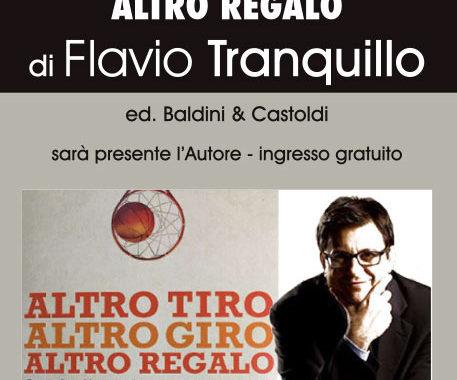 FlavioTranquillo - presentazione Libro a Tortona