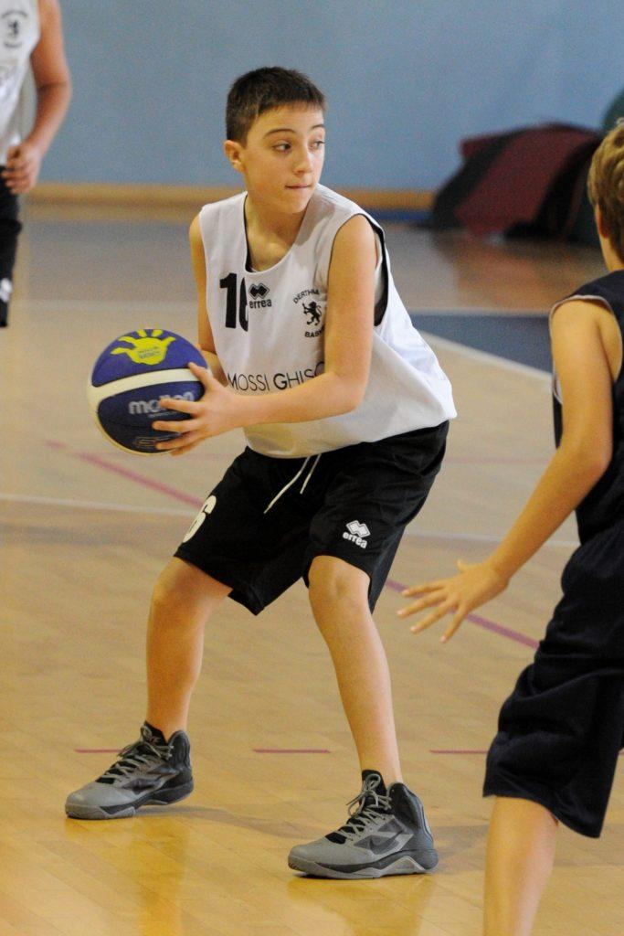 De Nicolò - Giovanili Derthona Basket