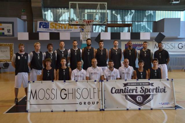 Derthona Basket 2014