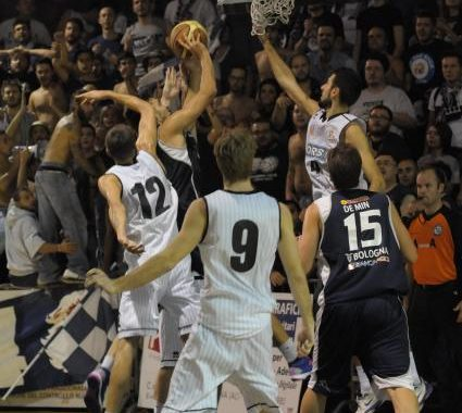 Derthona Basket - Difesa