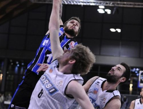 Derthona Basket - Gioria e Rotondo - difesa