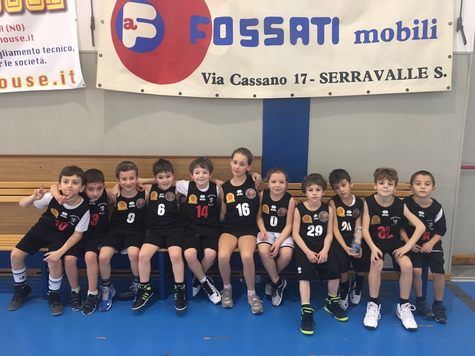 Derthona Basketball Lab - Giovanili