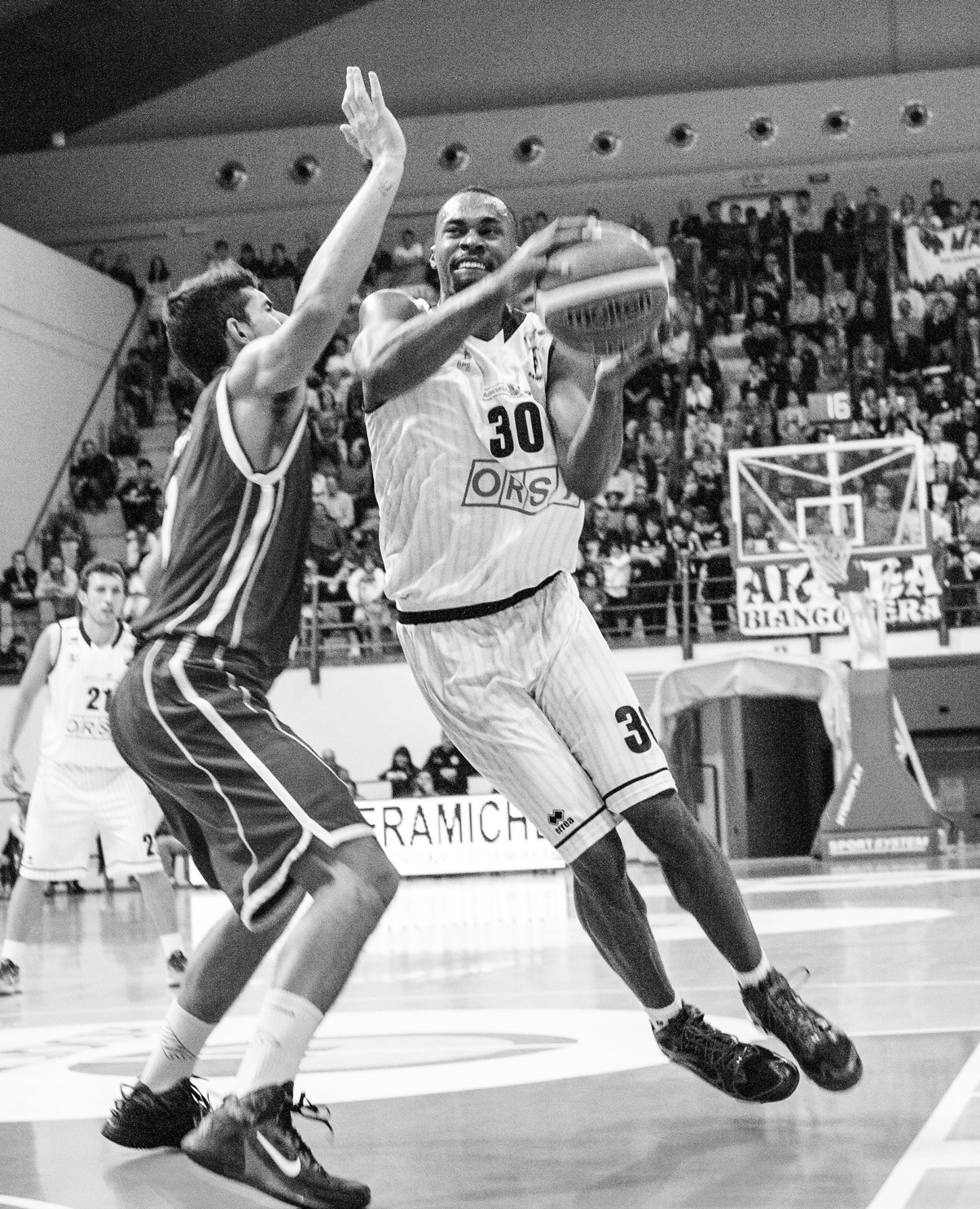 Derthona Basket - Jeffery Crockett