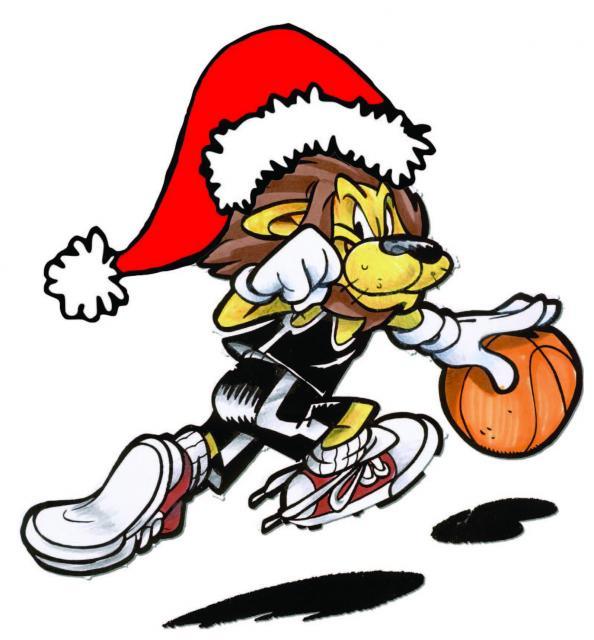 Logo Derthona Basket - Leone Natale