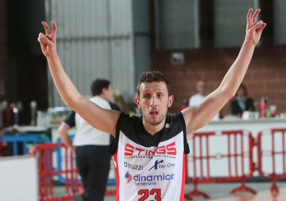 Jordan Losi - Derthona Basket