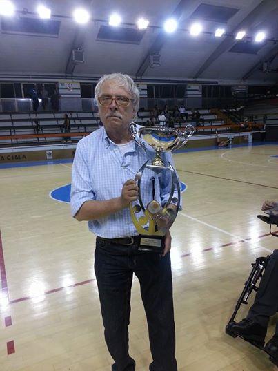 Luigino Fassino, Derthona Basket