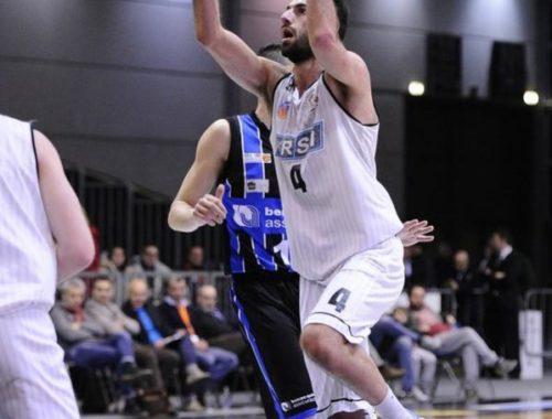 Rotondo - Derthona Basket