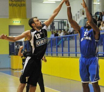 Samoggia stoppa - Derthona Basket