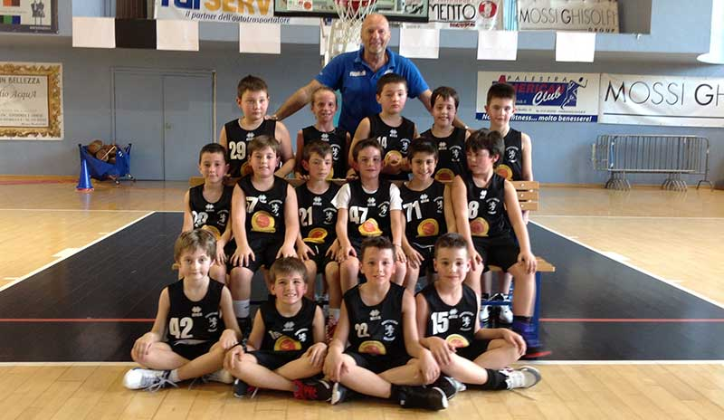 Derthona Basket - Scoiattoli 2006
