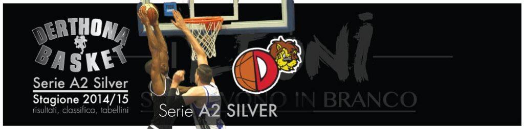 Derthona Basket A2 Silver