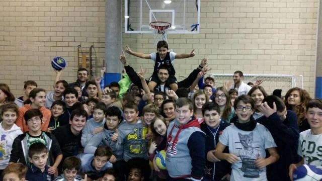 Tavernari a Scuola - Viguzzolo - Derthona Basket