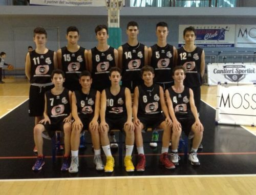 Derthona Basket Under 15 - marzo 2014