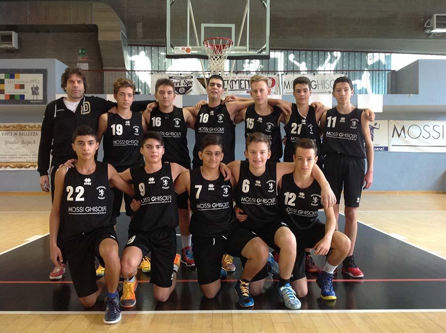 Under 16 Elite 2015/2016 - Derthona Basket
