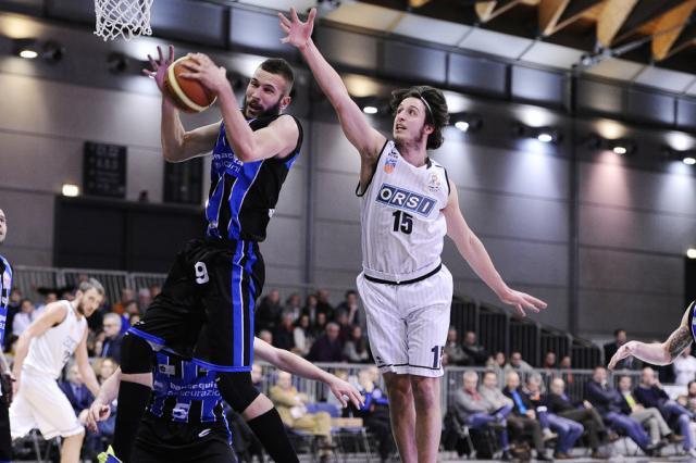 Viglianisi - Derthona Basket