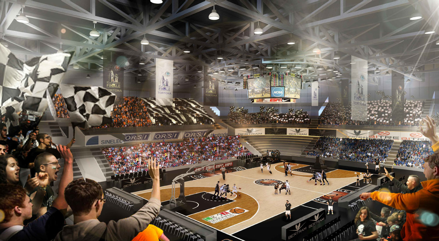 Bertram Arena Derthona
