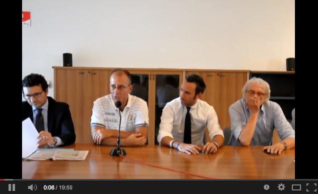 conferenza Stampa presentazione Cavina - Derthona Basket