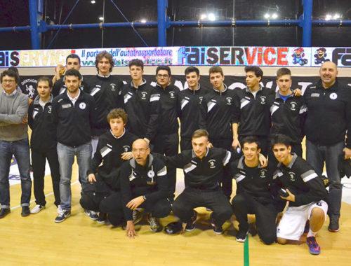 Derthona Basket - Giovanili aprile 2015