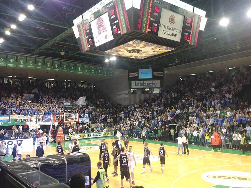 Derthona Basket - Treviso