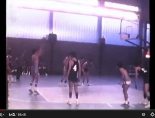 derthona basket vintage video