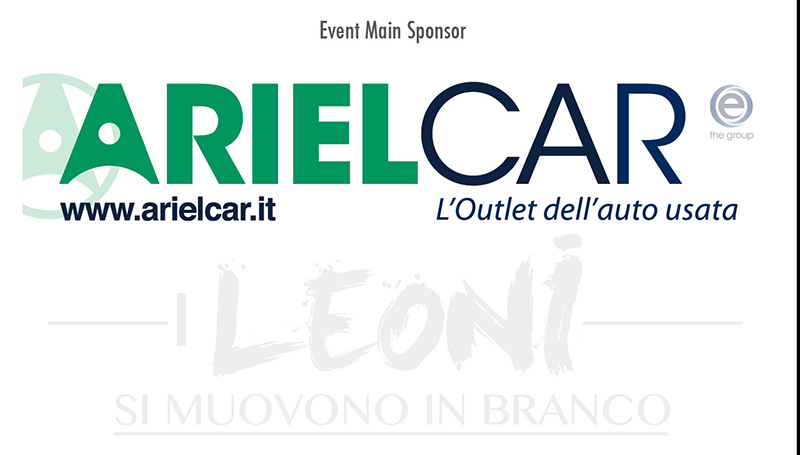 Ariel Car - Event Main Sponsor