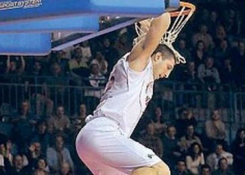 Rudy Valenti Derthona Basket