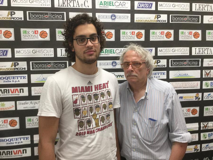 Sebastiano Bianchi e Fassino - Dethona Basket