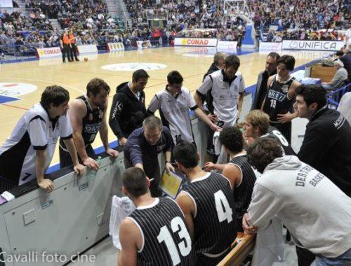 Panchina time out - Derthona Basket