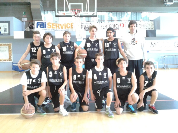 Under 14 2015/2016 - Derthona Basket