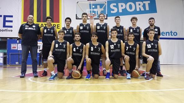 Derthona Basket - Under19