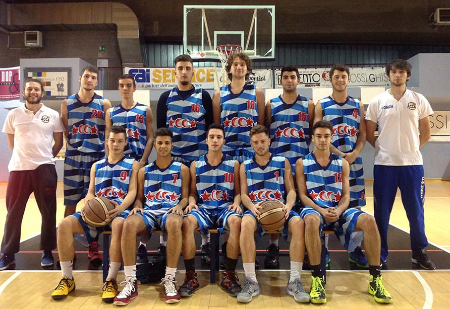 Under 20 2015/2016 - Derthona Basket