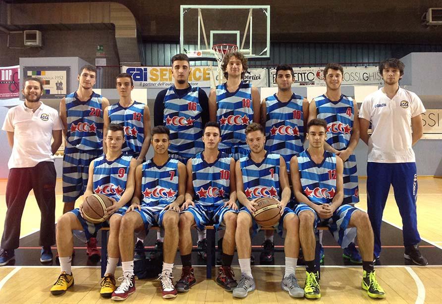 Under 20 2015/2016 - Derthona Basket
