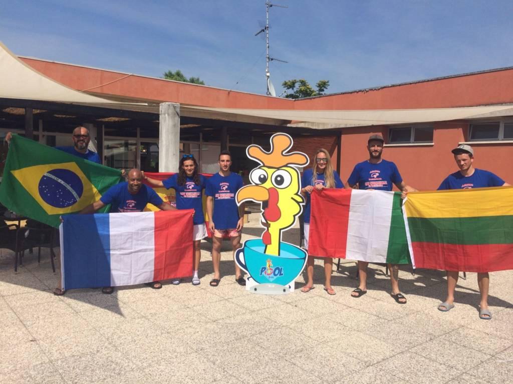 Camp Internazionale Derthona Basketball Lab Tortona 2018