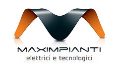 Maximpianti - gold partner - Derthona Basket