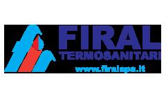 Firal Termosanitari, sponsor - Derthona Basket