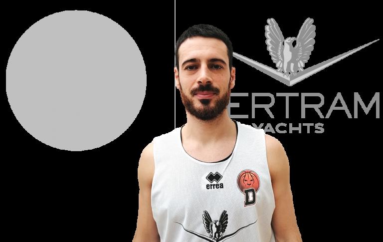 9 D'Ercole Lorenzo, Derthona Basket